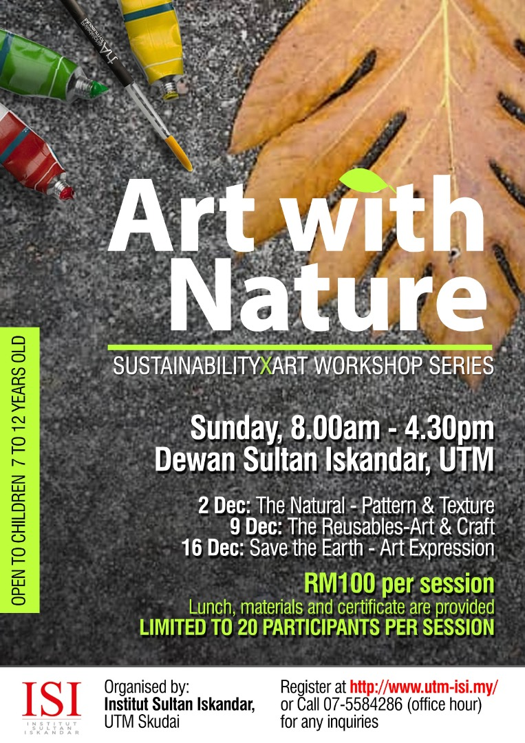 Art with Nature Workshop