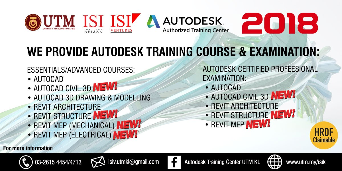 AUTOCAD & REVIT TRAINING AVAILABLE